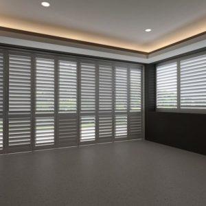 Aluminum blinds in Dubai