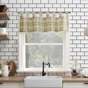Curtains for the kitchen Dubai