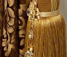 Backs for curtains Dubai